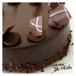 Clever Starfish Decmil Lauch Cake