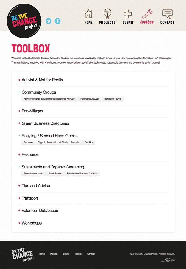 bethechange-toolbox