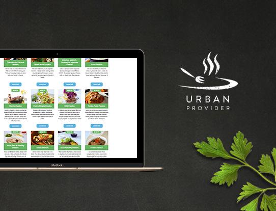 Urban Provider Website