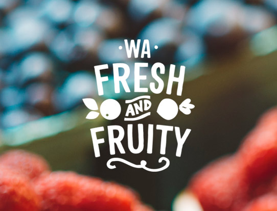 WA Fresh and Fruity