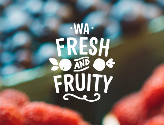 WA Fresh and Fruity