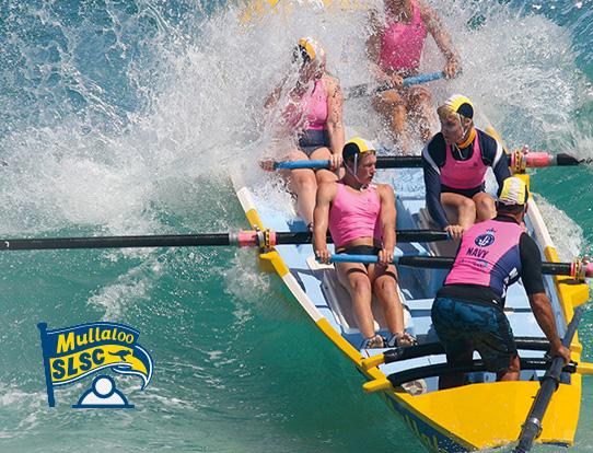 Mullaloo Surf Life Saving Website