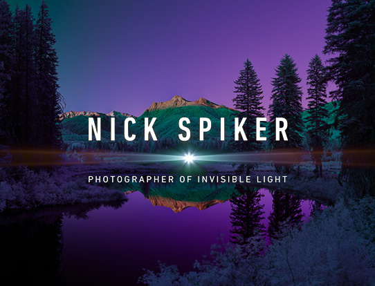 Invisible Light Photography