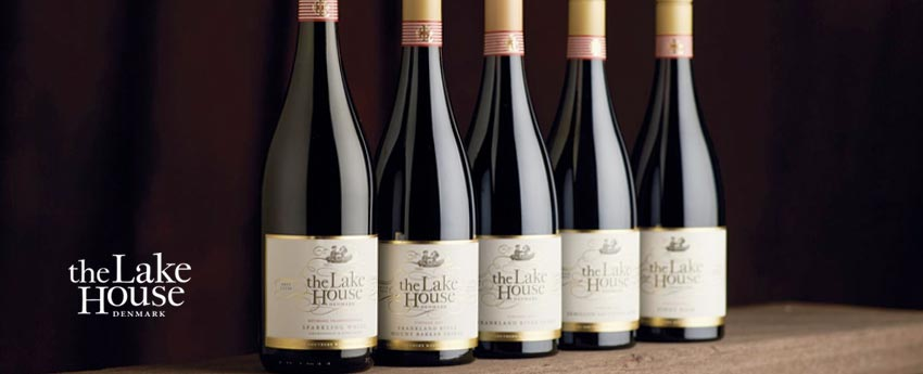 Just Launched: Denmark Winery 'The Lake House Denmark' now with an impressive online presence