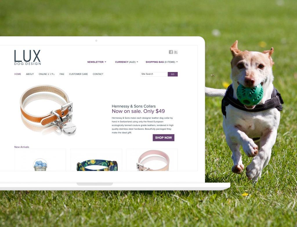 LUX Dog Design