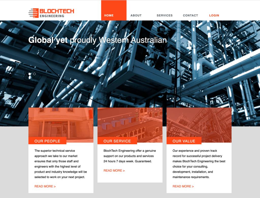 Blochtech Engineering