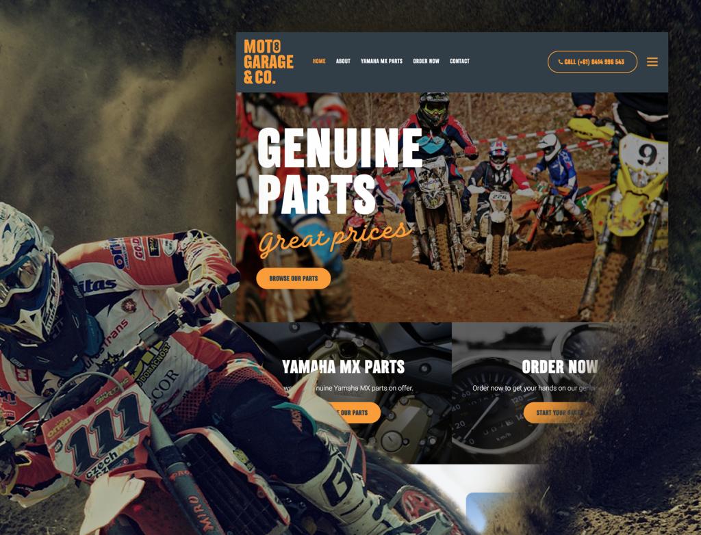 Moto Garage & Co.