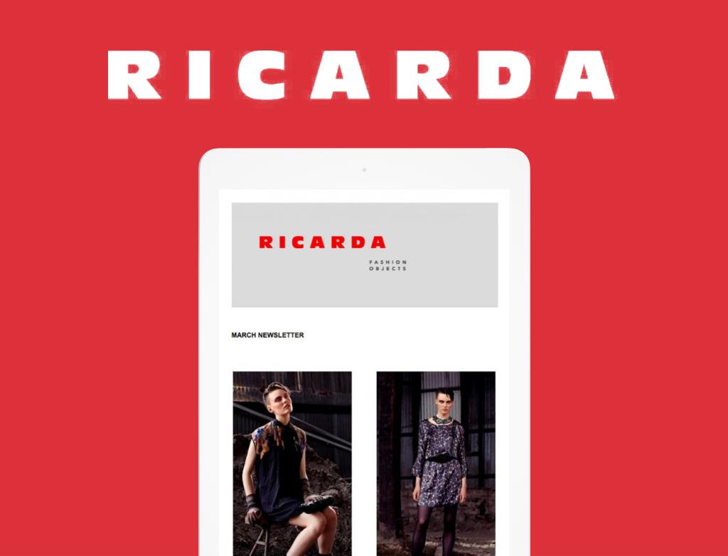 Ricarda Newsletter